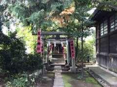 中井御霊神社稲荷社