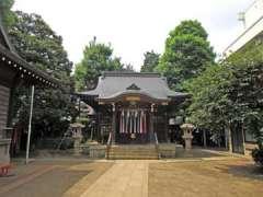 月見岡八幡神社