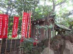 月見岡八幡神社北野神社