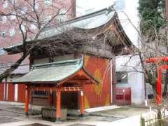 花園神社山車庫