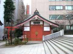 花園神社宝物殿