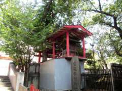 花園神社御朱印