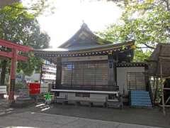 須賀神社神楽殿