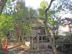 須賀神社祖霊社