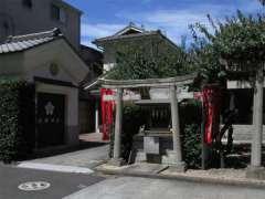 境内社豊玉稲荷神社