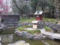 熊野神社弁財天