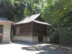 水稲荷神社神楽殿