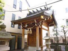 矢来町秋葉神社