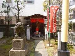 矢来町秋葉神社地蔵尊