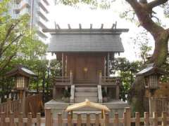 抜弁天厳島神社拝殿