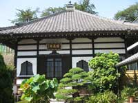 香蓮寺本堂