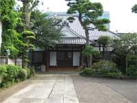永心寺本堂