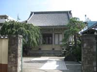 西応寺山門