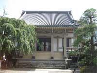 西応寺本堂