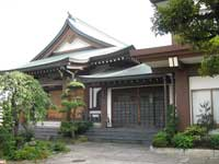 宗福寺本堂