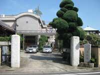 法蔵寺山門