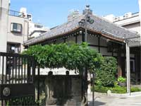 法蔵寺本堂