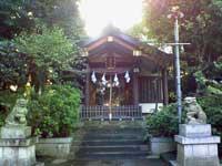 葛谷御霊神社