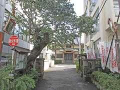 龍門寺入口
