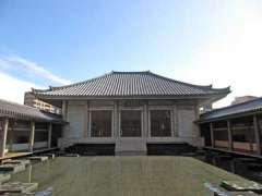 東長寺本堂