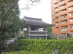 東長寺鐘楼