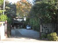 本應寺山門