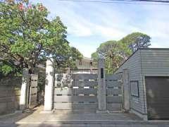 浄見寺山門