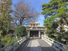 築地本願寺和田堀廟所