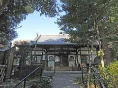 東運寺本堂