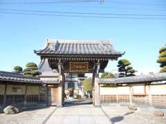 修行寺山門