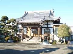 修行寺本堂