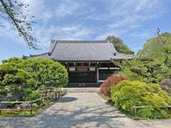 観泉寺本堂