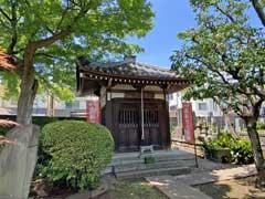大円寺庫裏