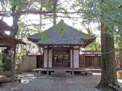 龍光寺観音堂