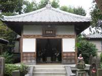 長龍寺地蔵堂