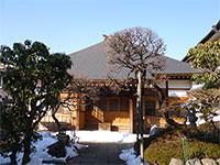 鳳林寺本堂