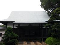 華徳院本堂