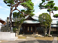 海雲寺本堂