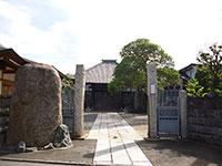天桂寺山門