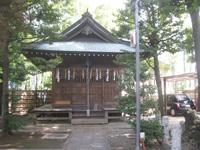 妙正寺三十番神堂