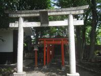 妙正寺稲荷堂