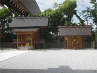 阿佐谷神明宮社殿