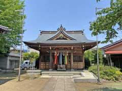 天沼稲荷神社