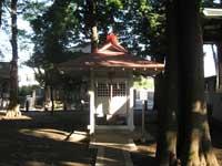 永福稲荷神社天神社