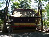 堀ノ内熊野神社神楽殿