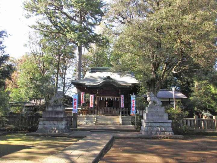 和泉熊野神社 杉並区和泉の神社...