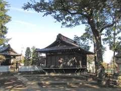 和泉熊野神社神楽殿