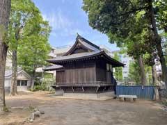 荻窪八幡神社神楽殿