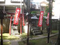 境内社伏見稲荷神社・稲荷神社