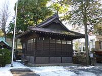 高円寺天祖神社神楽殿